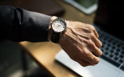 Quanto vale o seu tempo? Saiba como administrá-lo da maneira mais eficaz possível!