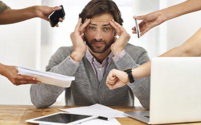Como lidar com o estresse no ambiente de trabalho