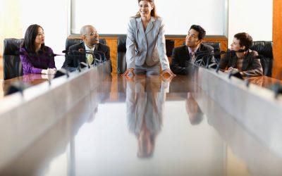 Como ser ouvida no ambiente de trabalho?